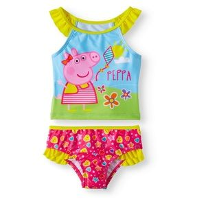 Peppa Pig swimsuit ($5 with bundle)